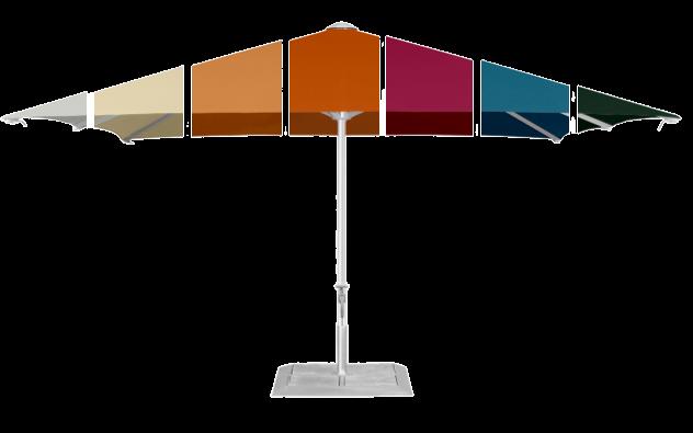 Op maat parasol